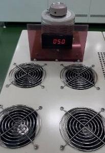 可変装置リフロー炉冷却ファン